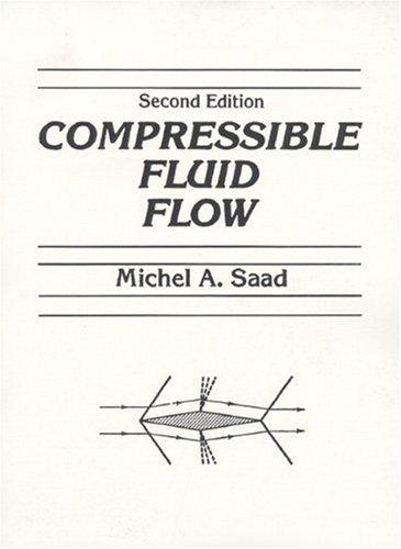 9780131613737: Compressible Fluid Flow