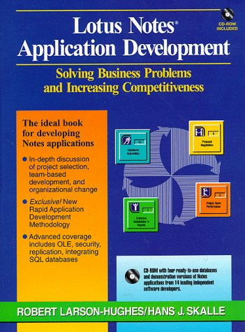 9780131614994: Lotus Notes Application Development: Solving Business Problems and Increasing Competitiveness