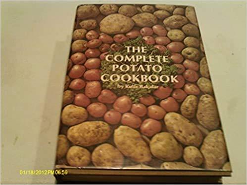 9780131622975: The Complete Potato Cookbook