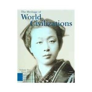 9780131623668: Heritage of World Civilization, Brief: Volume 2