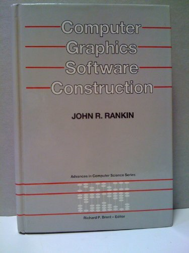 9780131627932: Computer Graphics Software Construction: Using the Pascal Language (Prentice Hall Advances in Computer Science Series)