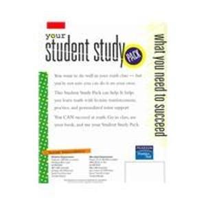 Precalculus: Your Student Study Pack: Blitzer, Robert