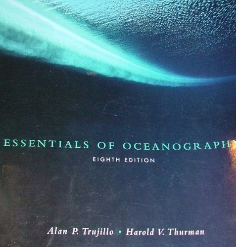 Alan trujillo abebooks essentials of oceanography and student lecture notebook alan p trujillo fandeluxe Image collections