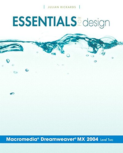 9780131636293: Essentials for Design Macromedia Dreamweaver MX 2004