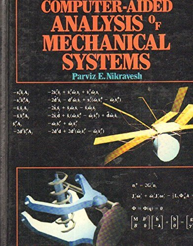 9780131642201: Computer-Aided Analysis of Mechanical Systems