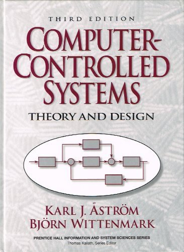 9780131643192: Computer Controlled Systems: Theory and Design