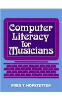 9780131644779: Computer Literacy for Musicians