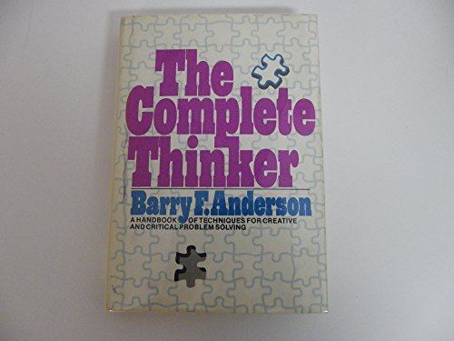 9780131645905: Complete Thinker