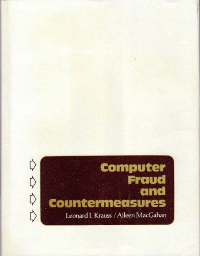 9780131647725: Computer Fraud and Countermeasures