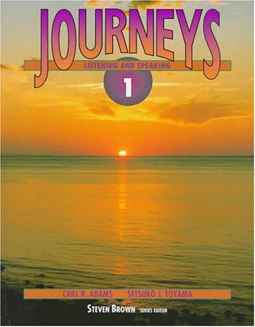 9780131650367: Journeys: Listening/Speaking Book Level 1