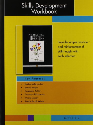 9780131650787: PRENTICE HALL PENGUIN EDITION SKILLS DEVELOPMENT WORKBOOK GRADE 6