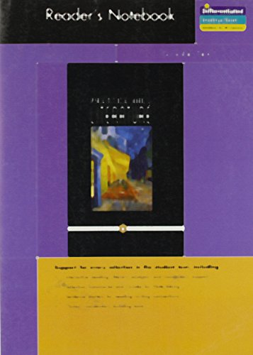 9780131651067: Prentice Hall Literature - Reader's Notebook: Grade 10 / 10th / Ten (Penguin Edition)