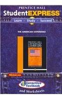 Prentice Hall Literature Student Express: The American: Corporate Author-Pearson Prentice