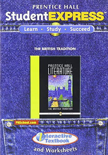 9780131651647: Prentice Hall British Tradition Literature (Studentexpress) 12th Grade Level