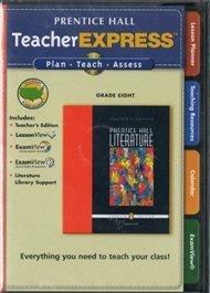 9780131651760: 2008 Prentice Hall Litature Grade Eight Teacher Express CD ROM