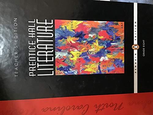 9780131652354: Prentice Hall Literature: Penguin Edition: North Carolina Teacher's Edition Grade 8