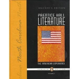 9780131652385: Prentice Hall Literature: The American Experience