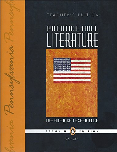 Teacher's Edition - The American Experience -: Kate Kinsella, et