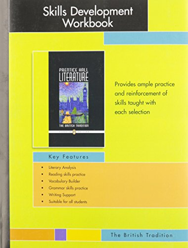 Prentice Hall Literature: Skills Development Workbook :