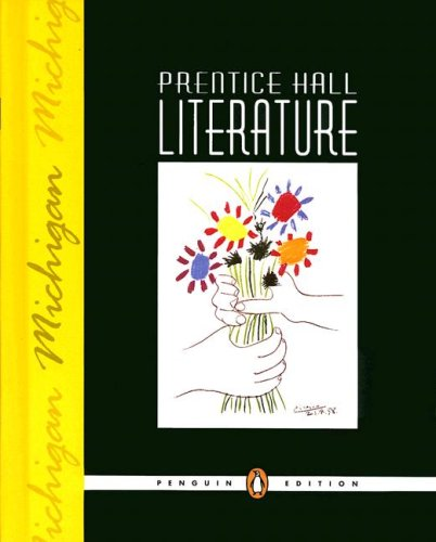 9780131653412: Michigan Prentice Hall Literature