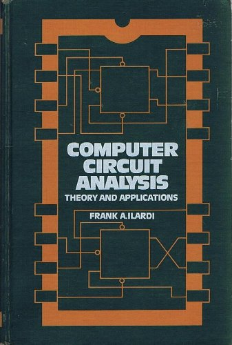 9780131653573: Computer Circuit Analysis