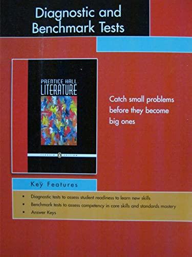 Prentice Hall Literature Diagnostic and Benchmark Tests: Pearson Education, Inc.