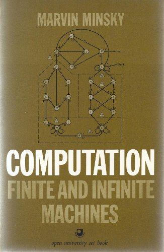 9780131654495: Computation: Finite and Infinite Machines (Prentice-Hall series in automatic computation)