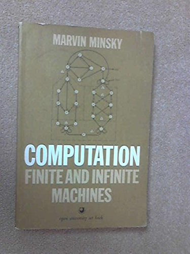 9780131654495: Computation: Finite and Infinite Machines