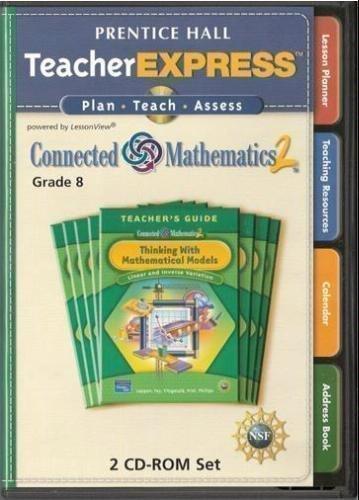 9780131656116: Connected Mathematics 2 TeacherEXPRESS(r) CD-ROM