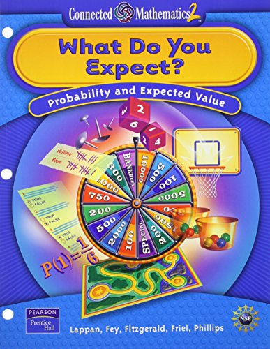9780131656451: Connected Mathematics What Do You Expect? Student Edition (Softcover) (Connected Mathematics 2)