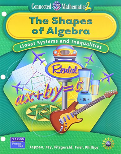 The Shapes of Algebra: Linear Systems and: Glenda Lappan, James