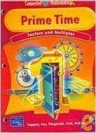 9780131656598: Prime Time: Factors and Multiples - Grade 6 (Connected Mathematics 2, Teacher's Guide)