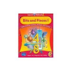 9780131656604: Bits and Pieces I: Understanding Fractions, Decimals, and Percents, Teacher's Guide (Connected Mathematics 2)