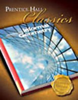 Prentice Hall Classics: Informal Geometry: Philip L. Cox
