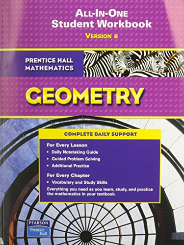 Geometry: All-in-one Student Adapted Version: Laurie E. Bass,