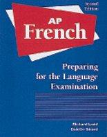 9780131659070: AP French: Preparing for the Language Examination Audio Program