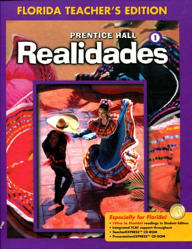 9780131660359: Prentice Hall Realidades 1 (Florida Teacher's Edition)