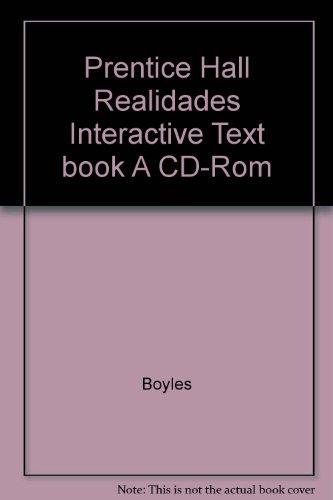 9780131660632: Prentice Hall Realidades Interactive Text book A CD-Rom