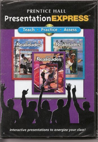 9780131660847: PresentationExpress CD-ROM for Realidades A, B and 1