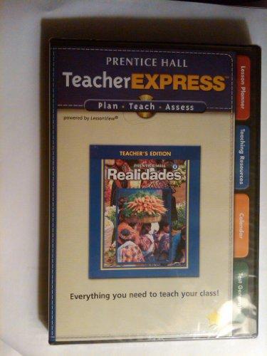 9780131660878: Teacher Express for Realidades 2