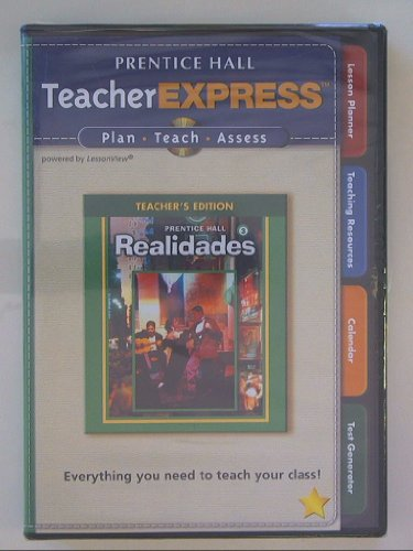 9780131660885: Teacher Express for Realidades 3