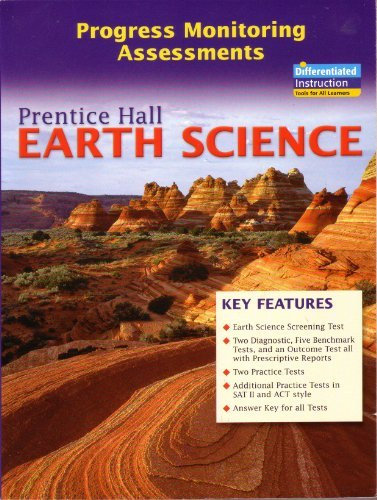 9780131662537: PRENTICE HALL EARTH SCIENCE PROGRESS MONITORING ASSESSMENTS 2006C