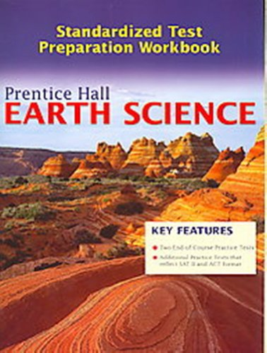 9780131662544: Prentice Hall Earth Science: Standardized Test Preparation Workbook