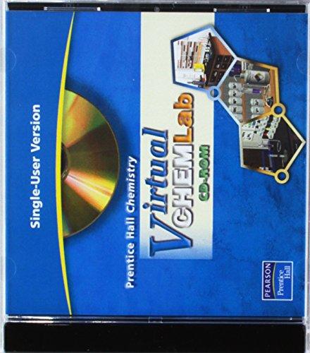 VIRTUAL CHEMLAB CD-ROM, PRENTICE HALL. (CD-R0M: New/). *: WOODFIELD; ASPLUND, HADERLIE.