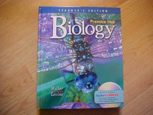 Biology, Teacher's Edition (0131662880) by Kenneth R. Miller