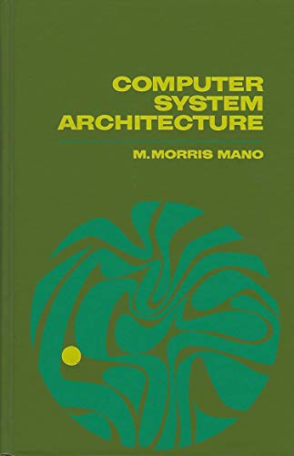 9780131663633: Computer System Architecture