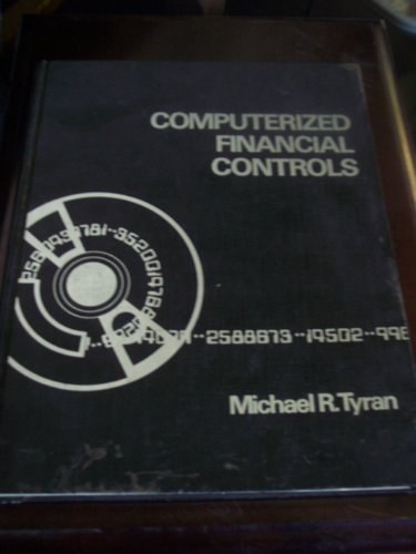 9780131663978: Computerized financial controls