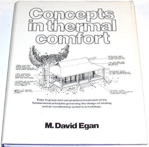 9780131664470: Concepts in Thermal Comfort