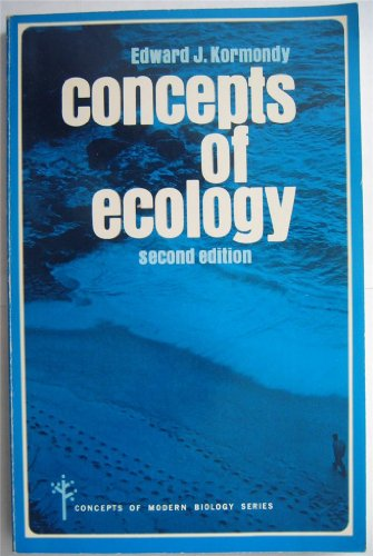 9780131664623: Concepts of Ecology (Prentice-Hall biological science series)