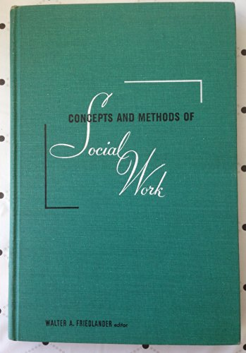 9780131664883: Concepts and Methods of Social Work (Prentice-Hall sociology series)